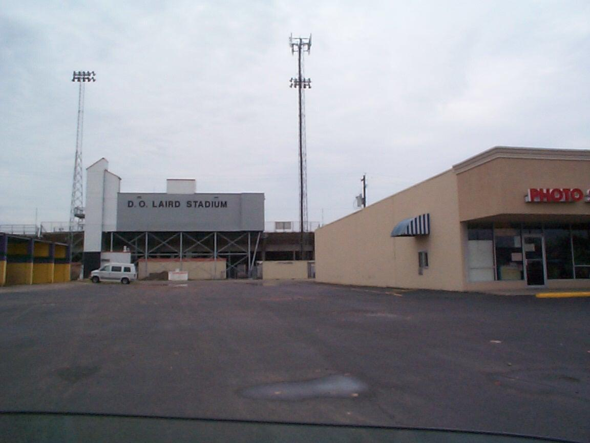 Laporte laird stadium for Where is laporte texas